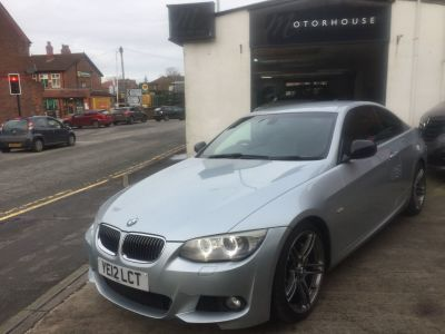 BMW 3 Series 3.0 335d Sport Plus 2dr Step Auto Coupe Diesel BlueBMW 3 Series 3.0 335d Sport Plus 2dr Step Auto Coupe Diesel Blue at Motorhouse Cheshire Stockport