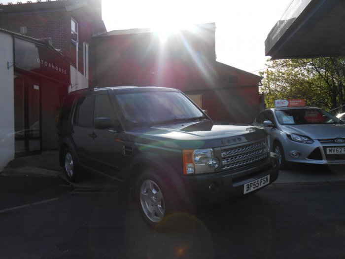 Land Rover Discovery 2.7 Td V6 S 5dr Estate Diesel Grey