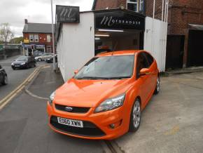 Ford Focus 2.5 ST-3 3dr Hatchback Petrol Orange at Motorhouse Cheshire Stockport