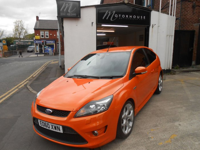 Ford Focus 2.5 ST-3 3dr Hatchback Petrol Orange