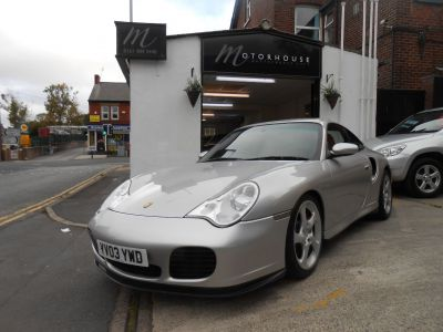 Porsche 911 3.6 2dr Tiptronic S Coupe Petrol SilverPorsche 911 3.6 2dr Tiptronic S Coupe Petrol Silver at Motorhouse Cheshire Stockport