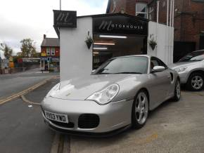 Porsche 911 3.6 2dr Tiptronic S Coupe Petrol Silver at Motorhouse Cheshire Stockport