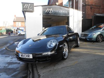 Porsche 911 3.6 2dr Coupe Petrol BlackPorsche 911 3.6 2dr Coupe Petrol Black at Motorhouse Cheshire Stockport