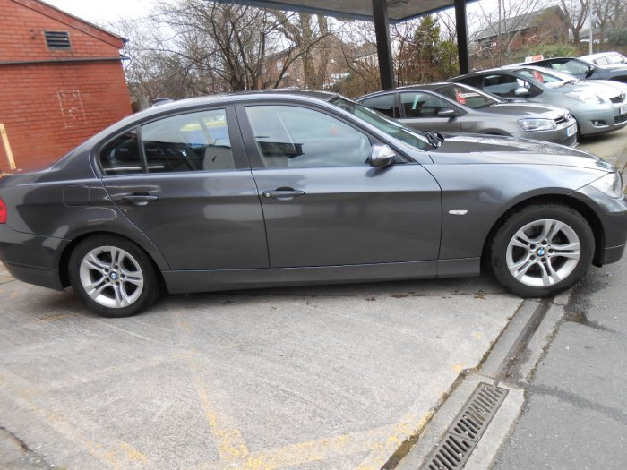 BMW 3 Series 2.0 320d SE [177] 4dr Auto Saloon Diesel Grey