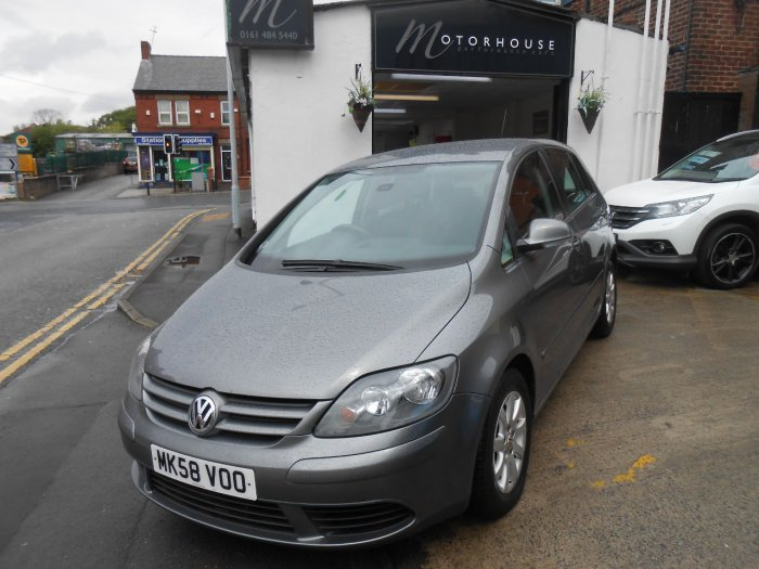 Volkswagen Golf Plus 1.9 Luna TDI PD 90 5dr Hatchback Diesel Grey