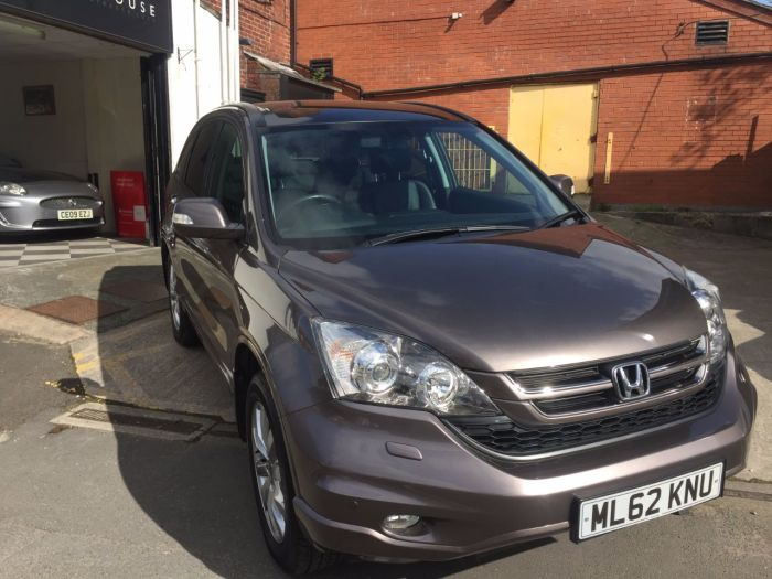 Honda CR-V 2.2 i-DTEC EX 5dr Estate Diesel Brown