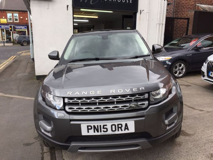 Land Rover Range Rover Evoque 2.2 SD4 Pure 5dr [Tech Pack] Estate Diesel Grey