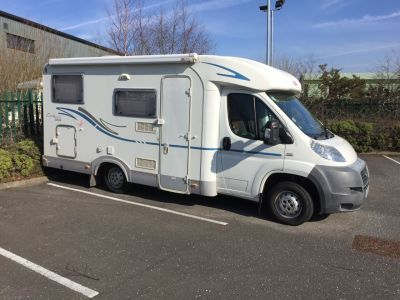 Fiat Ducato Motorhome 2.2 DUCATO Commercial Diesel WhiteFiat Ducato Motorhome 2.2 DUCATO Commercial Diesel White at Motorhouse Cheshire Stockport