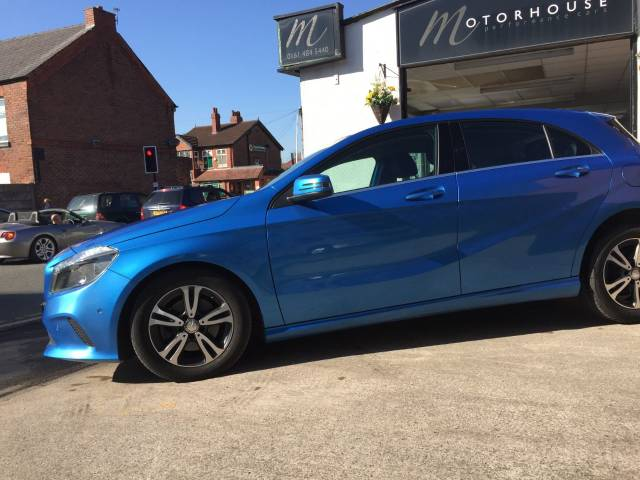 2016 Mercedes-Benz A Class 1.6 A180 SE Executive 5dr Auto