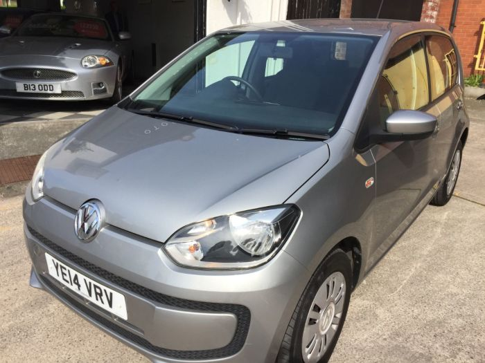 Volkswagen Up 1.0 Move Up 5dr Hatchback Petrol Silver