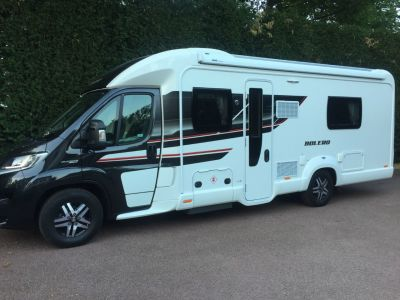 Fiat Ducato 2.3 SWIFT BOLERO 714SB Motorhome Diesel Black/whiteFiat Ducato 2.3 SWIFT BOLERO 714SB Motorhome Diesel Black/white at Motorhouse Cheshire Stockport