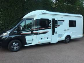Fiat Ducato 2.3 SWIFT BOLERO 714SB Motorhome Diesel Black/white at Motorhouse Cheshire Stockport
