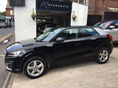 Audi Q2 1.6 TDI Sport 5dr Estate Diesel BlackAudi Q2 1.6 TDI Sport 5dr Estate Diesel Black at Motorhouse Cheshire Stockport
