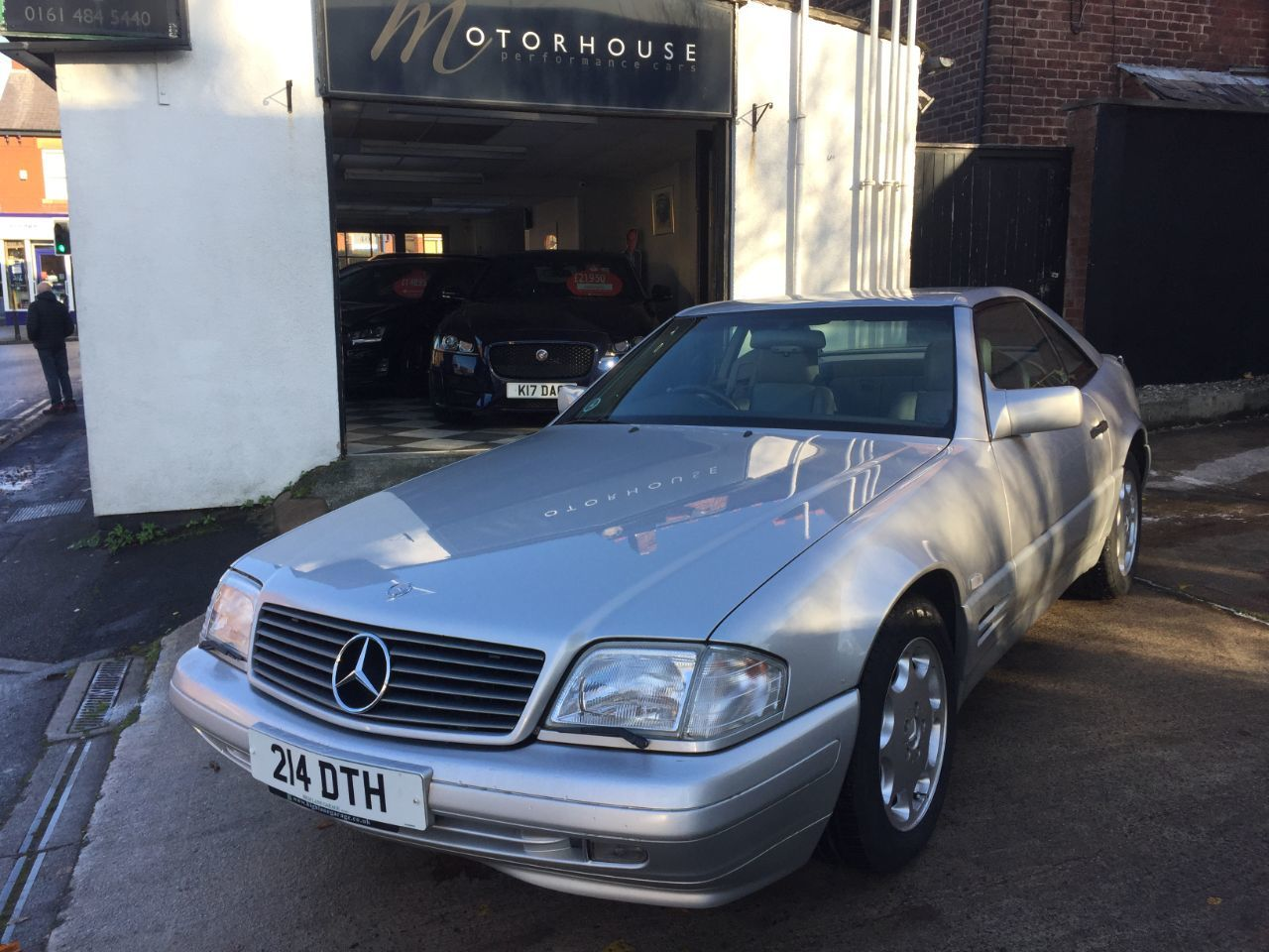 1996 Mercedes-Benz SL Series