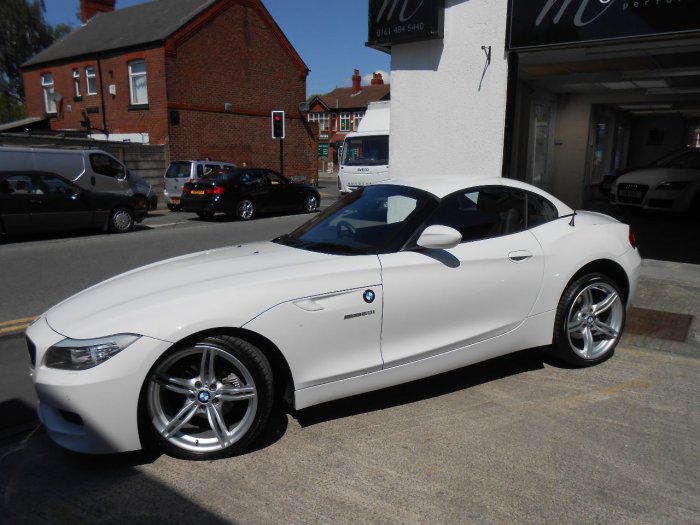 Used Bmw Z4 20i Sdrive M Sport 2dr For Sale In Stockport