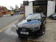 Audi A5 2.0 TDI Quattro Black Edition 2dr [Start Stop] Coupe Diesel BlackAudi A5 2.0 TDI Quattro Black Edition 2dr [Start Stop] Coupe Diesel Black at Motorhouse Cheshire Stockport