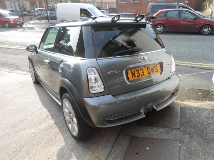 Mini Hatchback 1.6 Cooper S 3dr Hatchback Petrol Grey