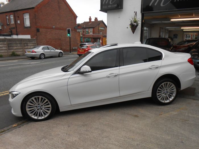 second hand bmw 3 series 320d xdrive luxury 4dr step auto for sale in stockport cheshire. Black Bedroom Furniture Sets. Home Design Ideas