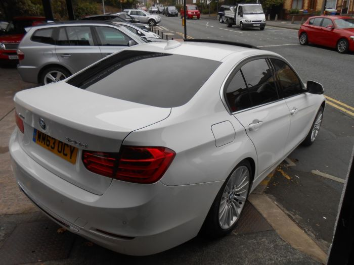 Second Hand Bmw 3 Series 320d Xdrive Luxury 4dr Step Auto
