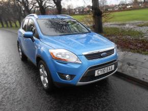 Ford Kuga 2.0 TDCi Zetec 5dr Estate Diesel Blue at Motorhouse Cheshire Stockport
