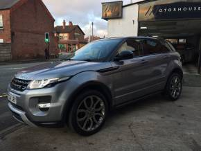 Land Rover Range Rover Evoque 2.2 SD4 Dynamic 5dr Auto [9] Estate Diesel Grey at Motorhouse Cheshire Stockport